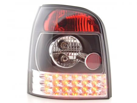 Led RückleuchtenHeckleuchten Set Audi A4 Avant Typ B5  95-00 schwarz