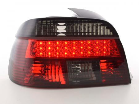 Led Rückleuchten BMW 5er Limousine Typ E39 Bj. 95-00 rot/schwarz
