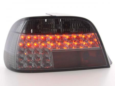 LED Rückleuchten Heckleuchten Set BMW 7er Typ E38 Bj. 94-98 schwarz