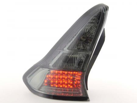 LED Rückleuchten Heckleuchten Set Citroen C4 3-trg. Typ L  04- schwarz