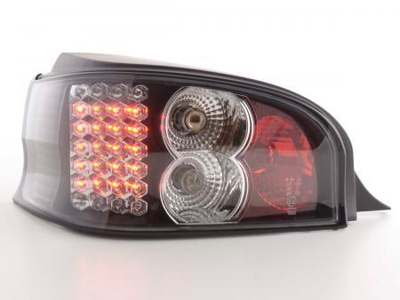LED Rückleuchten Set Citroen Saxo Typ S/S HFX / S KFW  96-02 schwarz