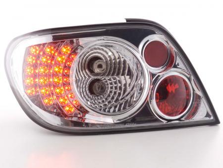 LED Rückleuchten Set Citroen Xsara Schrägheck Typ N6  97-03 chrom
