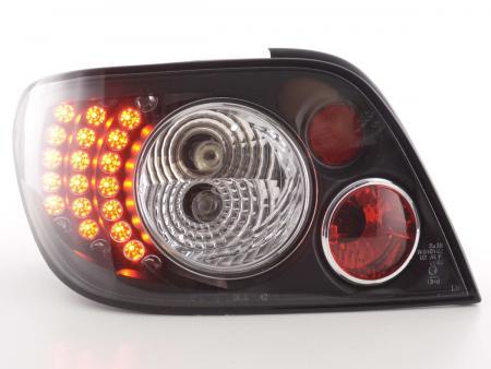 LED Rückleuchten Heckleuchten Set Citroen Xsara Typ N6 97-03 schwarz