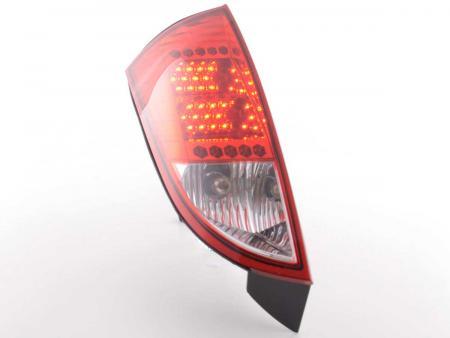 LED Rückleuchten Heckleuchten Set Ford Focus 1 3/5-türig  98-04 rot