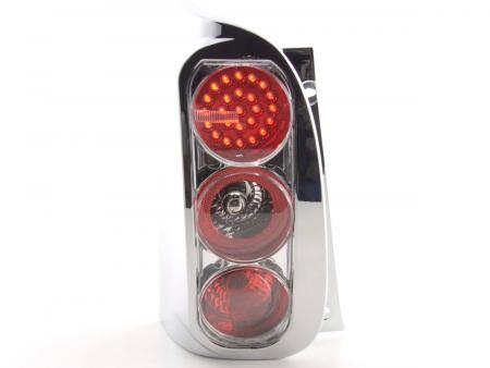 Led Rückleuchten Set Smart Typ MC01 Bj. 01- chrom