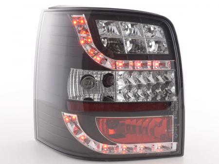 LED Rückleuchten Set VW Passat 3BG Variant 01-02 schwarz mit LED Blinker