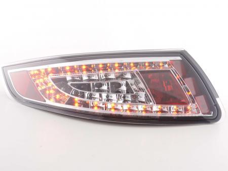 LED Rückleuchten Heckleuchten Set Porsche 911 Typ 997  04-09 chrom