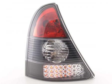 LED Rückleuchten Heckleuchten Set Renault Clio B 1998 - 2001 schwarz