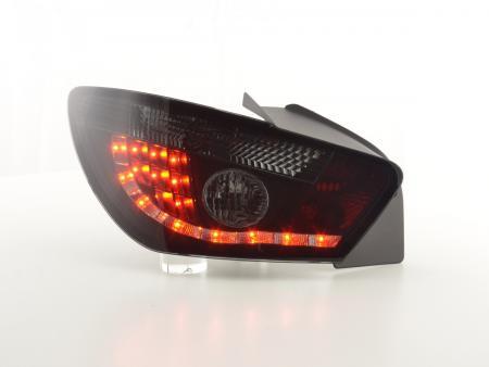 LED Rückleuchten Set Seat Ibiza 3-Türer (6J) Bj. 08-12 schwarz
