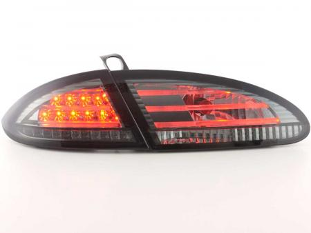 LED Rückleuchten Heckleuchten Set Seat Leon 1P 2005 - 2009 schwarz