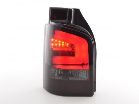 LED Lightbar Rückleuchten Set VW Bus T5 Bj. 03-09 rot/smoke