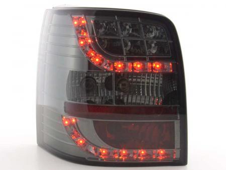 LED Rückleuchten Heckleuchten Set VW Passat 3B Variant  97-00 schwarz