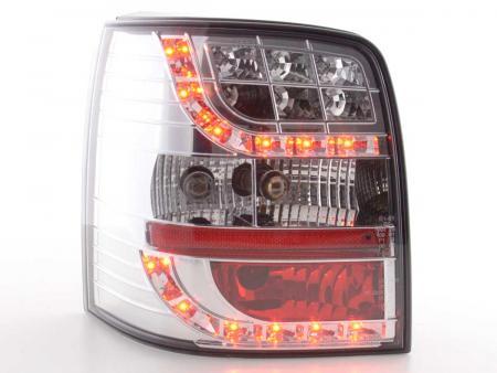 LED Rückleuchten Heckleuchten Set VW Passat 3BG Variant   01-02 chrom