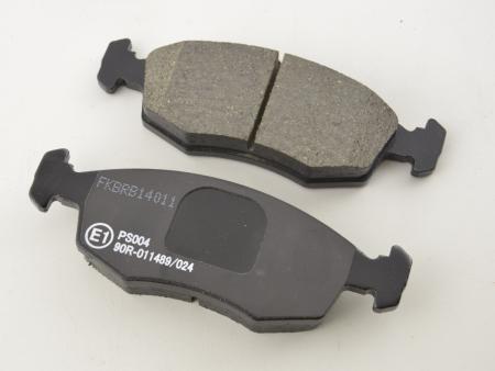 Bremsbelaege-Bremsbelagsatz-Vorderachse-Ford-Escort-Scorpio-Sierra Indexbild 5