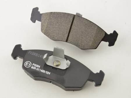 Bremsbelaege-Bremsbelagsatz-Vorderachse-Ford-Escort-Scorpio-Sierra Indexbild 6