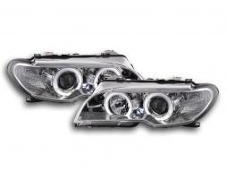 Scheinwerfer BMW 3er E46 Coupe/Cabrio Bj. 03-05 Xenon chrom