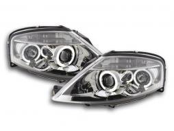 Scheinwerfer Citroen C3 Bj. 02-08 chrom