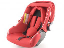 Kinderautositz Babyschale Autositz rot Gruppe 0+, 0-13 kg