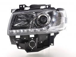 Scheinwerfer Daylight gebraucht VW Bus Typ T4 Bj. 96-03 chrom