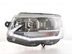phares Daylight LED feux de jour  VW Bus T6 année à partir de 2015 noir