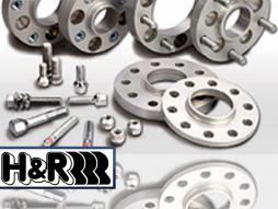 H&R Spurverbreiterung 24 mm Peugeot 605 Set pro Achse (2 Stk.)
