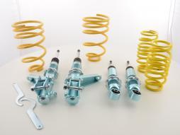 FK Gewindefahrwerk Sportfahrwerk Honda Civic Typ EM2, EP1, EP2, EP3, EP4, EU5, EU6, EU7, EU8, EU9 / ES4, ES5, ES6, ES7, ES8, ES9, EV1, Baujahr 01 -