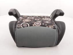 FK Kindersitz Auto schwarz/weiß/grau Sicherheitssitz