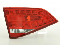 Spare parts Taillights left Audi A4 B8 8K saloon Yr. 07-
