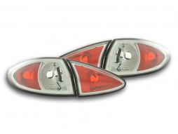 Taillights Alfa Romeo 147 Typ 937 Yr. 00-04 chrome