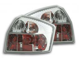 Rückleuchten Audi A4 Limo Typ 8E Bj. 01-04 weiß