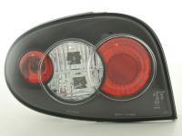 Taillights Renault Megane 3-dr. type DABALAKAEA Yr. 99-02 black