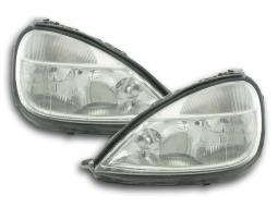 Zubehör Scheinwerfer links Mercedes A-Klasse Typ W168 Bj. 98-01