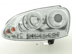 Scheinwerfer gebraucht Set VW Golf 5 Typ 1K Bj. 03-08 chrom