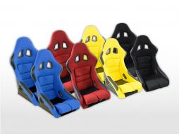Sportseat Set Edition 2 fabric blue