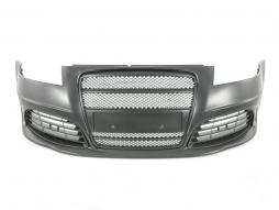 Sportstoßstange vorne 3x Frontschürze Single Frame ABS VW Passat 3BG Bj. 00-05
