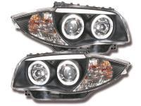 Scheinwerfer Design gebraucht BMW 1er (Typ E87/E81) Bj. 04- schwarz