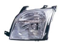Verschleißteile Scheinwerfer gebraucht links Ford Fusion (Typ JU2) Bj. 02-