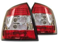 Rückleuchte LED gebraucht Opel Astra (Typ G) 3/5-trg 98-03 klar/rot