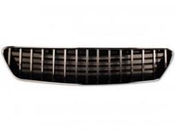 calandra griglia anteriore Opel Meriva tipo X01 anno di costruzione 03-06 nero/cromato
