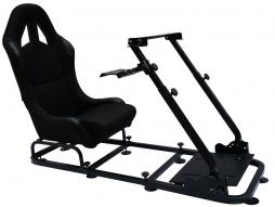 Game Seat for PC and game consoles material black