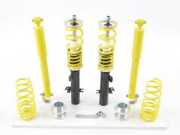 FK coilover AK Street Peugeot 207 Yr. fr 2007 CC with 51mm strut