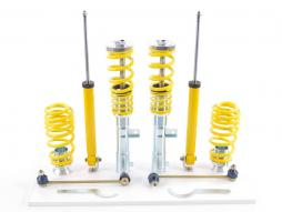 FK coilover AK Street VW Passat saloon 3C Yr. 2005-2010 with 55mm struten