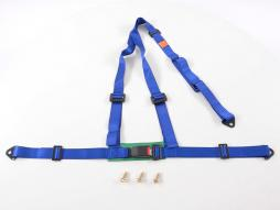 Harness universal 3-point, blue