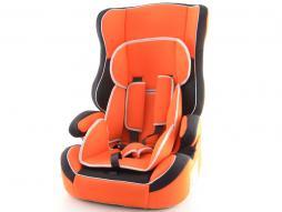 Kinderautositz Kindersitz Autositz orange Gruppe I-III, 9-36 kg