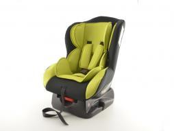 seggiolino auto per bambini seggiolino bébé seggiolino auto nero/verde gruppo 0+-I, 0-18 kg