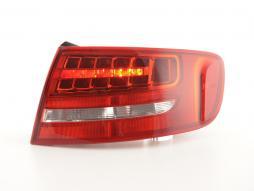 Verschleißteile Rückleuchte LED rechts Audi A4 Avant (8K) Bj. 08-11 rot/klar