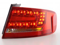 Spare parts Taillights right Audi A4 B8 8K saloon Yr. 07-