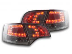 Led Rear lights Audi A4 Avant type 8E Yr. 04-08 black