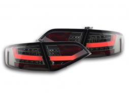 Led Rückleuchten Audi A4 B8 8K Limo Bj. 07-11 schwarz