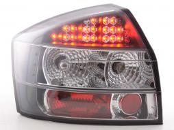 Led Taillights Audi A4 saloon type 8E Yr. 01-04 black
